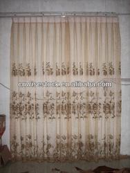 Foshan Luxury Curtains and Drapes,Sheer Drapery