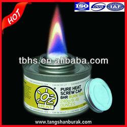 ISO &Reach Compliant Screw Cap Liquid Wick Chafing Dish Fuel