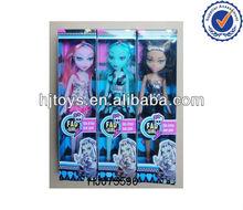 popular bendable plastic girls dolls lovely Bobby sets kids toys