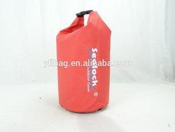 Waterproof dry tube bag for water sports