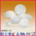 Nouveau produit 14 pièces porcelaine dîner