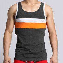 produce custom design cotton undershirt