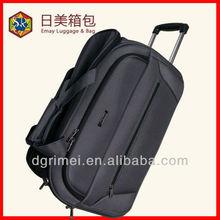 2014 Factory Fabric Travel Trolley Bag