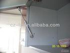 Gas lift cupboard support/door lift support