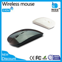 new 3d wireless optical mouse usb colors 800dpi normal size optical ergonomical wireless mouse
