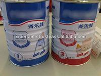 baby formula powder milk made in Europe