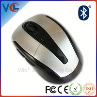 bluetooth mouse with cpi switch 2.4g wireless mouse 3d optical mouse with ISO 9001 certificate