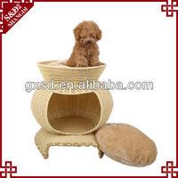waterproof PE rattan handmade durable kennel