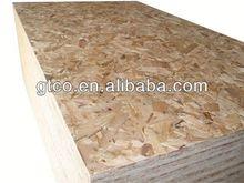 high quality waterproof osb board,osb straw board (Oriental Strand Board)