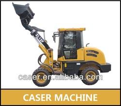 Mini hydraulic capacity 1.2ton sholve loader with CE