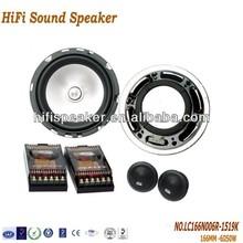 6Inch 166MM 6OHM 50W high quality Car Speaker