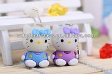 The new design 2 gb modelling of hello Kitty cartoon usb wholesale