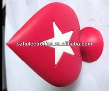 Novel modelling, the multi-function 64 gb PVC usb stick