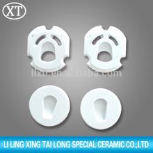 Hot sale high purity alumina ceramic disc of industrial tap ceramic disc