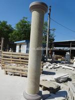 Granite Round Roman column pillar design