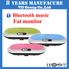 new whole body vibration compact unit with ultra sturdy platform and remove control wrist crazy fit massage manual