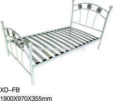modern soft metal divan bed of bedroom furniture
