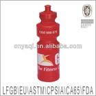 most popular pop top sports water bottle, screw top drink bottles,FDA EU standard BPA free