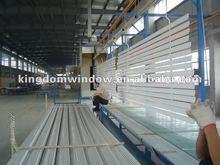 6063 T5 door and window aluminium profile extrusion