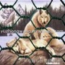 pvc coated hexagonal wire mesh for animal