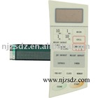 membrane switch Used in microwave oven