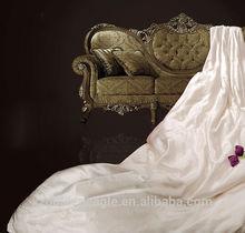Winter Warm and Soft Plain Silk/Cotton Quilt