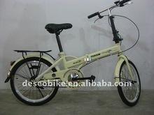 2012 deseo new design folding bike bicycle