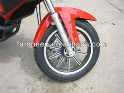 Double-Cylinder 400cc motorcycle with EEC