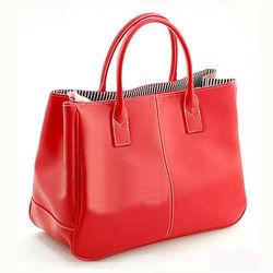 2015 fashion lady leather handbag wholesale