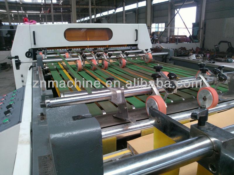 2 Roll Paper Sheet/sheeter Cutting Machine / Cutter / Guillotine