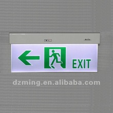 Rechargeable LED Emergency Exit Sign