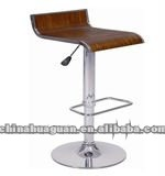 Modern Swivel Wood Bar stools HG1302