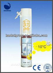 CFC Free Window Door Installation Construction Adhesive Sealant Expanding Insulation Polyurethane Foam