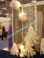 Exquisite Diamond Cut Crystal Bead Curtains