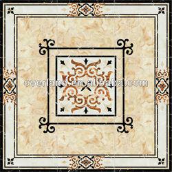 Beauty pattern medallion floor tiles WVPS8206