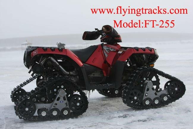 Track Systems For Atv Snowmobile Atv Rubber Track