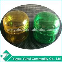 60ML PLASTIC JARS,cosmetic plastic jars with lid