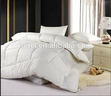 hotel goose down comforter, duvet, quilt