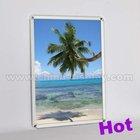 Aluminum photo picture frame
