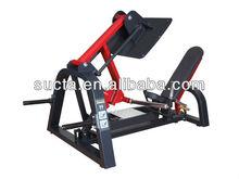 Seated Leg Press/plate load fitness gym equipment/hammer strength machine