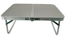 outdoor small aluminium camping foldable table