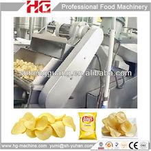 Fresh Lay's potato chip maker machine