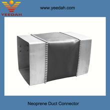 conducto de neopreno para conector de sistema de ventilación