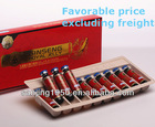 Ginseng Royal Jelly Oral Liquid--nutritinal supplements--herb medicine--Sanjing brand--health care product--10ml*10vials*60boxes