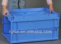 Plegable de plástico contenedores