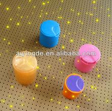 Plastic Bottle Cap 24mm 28mm Colored Easy Cap Cosmetic Cap