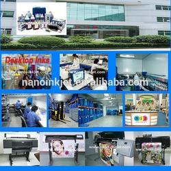 Refill bulk Ink Pigment Ink for HP Z2100 Z6100/z6200 Plotter for HP 91 Cartridge 100% Compatible