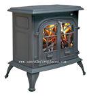 european wood stove