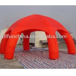 inflatable tent in spider legs shape, inflatable party tent