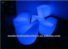 modern furniture LED illuminated bar set MD19-LC002